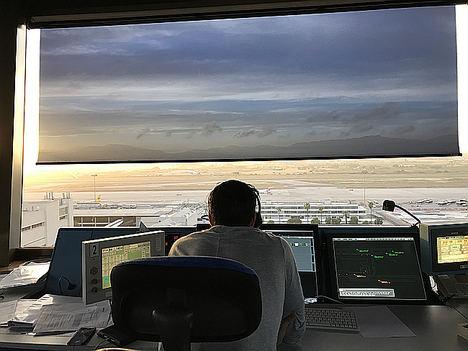 ENAIRE comienza 2019 con un incremento de vuelos gestionados del 7,7%