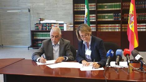La Consejería de Educación de Extremadura y Cambridge English Language Assessment firman un acuerdo para certificar el nivel de inglés de alumnos y profesores de centros públicos y concertados
