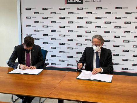 Estudiantes de la Universidad Europea Miguel de Cervantes realizarán prácticas académicas externas en Ibermutua