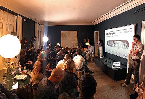 Monapart Madrid celebra la tercera edición de Speakeasy, 'conversaciones arriesgadas sobre vivienda'