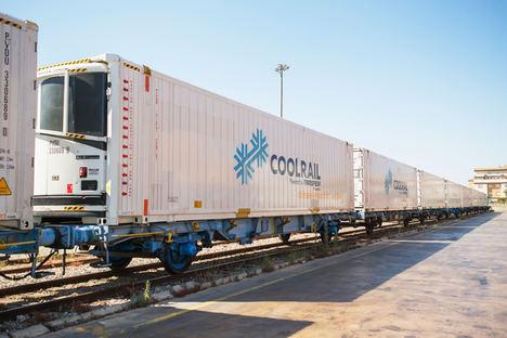 CoolRail llega a Dinamarca en un recorrido completo por ferrocarril