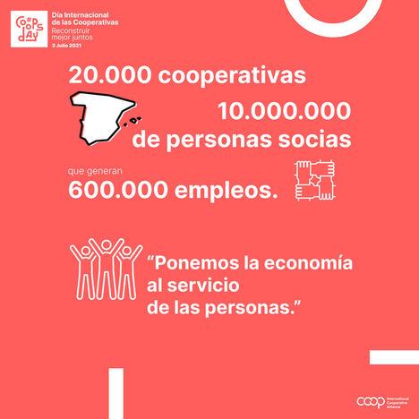 CEPES apoya un año más la Declaración de la Alianza Cooperativa Internacional que da visibilidad al cooperativismo a nivel mundial