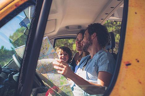 Dime con quién viajas y te diré cuál es tu caravana perfecta