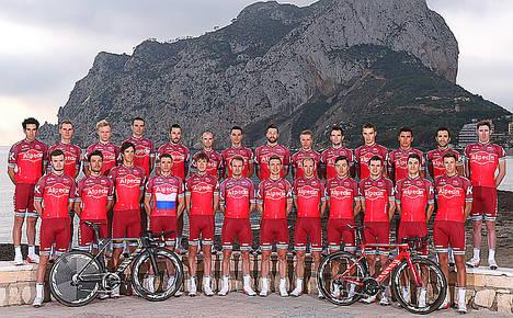 Bollé anuncia su colaboración con el equipo Katusha Alpecin