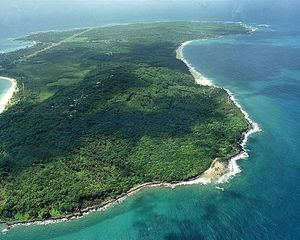 Islas de Maiz (Corn Islands) de Nicaragua. (Transferido desde en.wikipedia a Commons., CC BY-SA 3.0, https://commons.wikimedia.org/w/index.php?curid=2138799)