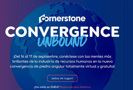 Cornerstone reúne a los pensadores de clase mundial y a las mentes más brillantes en RRHH para un evento global virtual