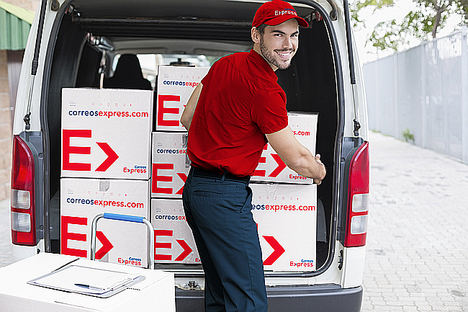 Correos Express ha gestionado más de 300.000 paquetes en 2018 en Mérida