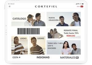 Cortefiel (Tendam) digitalizará sus tiendas de la mano de Mercaux tras el éxito logrado con Springfield