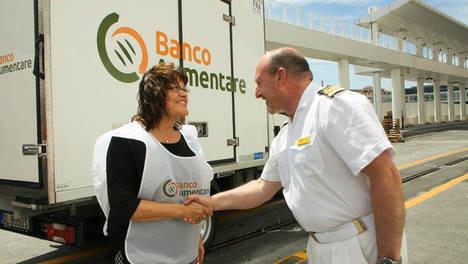 Costa Cruceros y la Fundación Banco Alimentare, a favor del correcto aprovechamiento de los alimentos