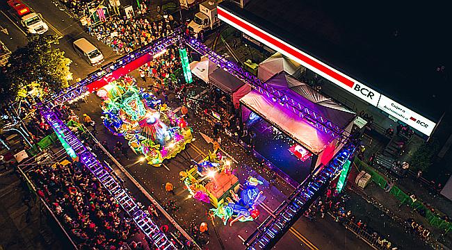 """Costa Rica se prepara para el Festival de la Luz mostrando """"la ..."""