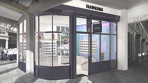 Hawkers desembarca en Covent Garden, referencia mundial del retail