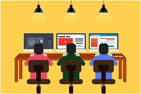 Coworking: súmate a la ola del emprendimiento y haz contactos de interés