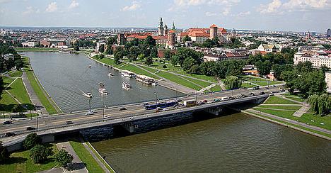 Cracovia anclada en el tiempo