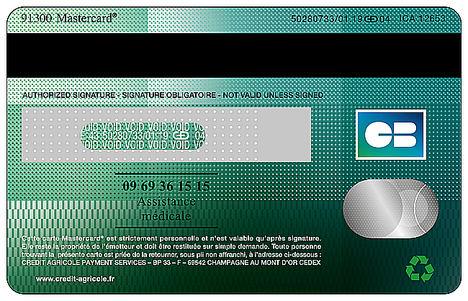 G+D Mobile Security y Crédit Agricole lanzan un proyecto piloto con tarjetas de pago biométricas