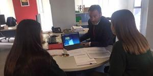 Crédito y Caución se suma a las estancias educativas de alumnos de la ESO