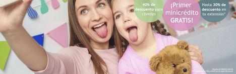 CreditoSí lanza una nueva campaña para disfrutar del Día de la Madre