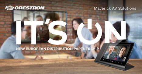 Maverick AV Solutions anuncia un importante acuerdo mundial de distribución con Crestron