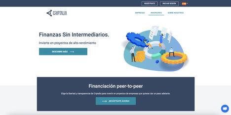 Inversores españoles podrán invertir en proyectos internacionales de crowdlending a través de Criptalia