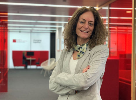 Cristina Colom, nueva directora de Digital Future Society de Mobile World Capital Barcelona