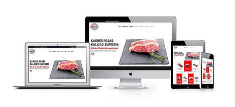 Cárnicas Ismael presenta su nueva página web