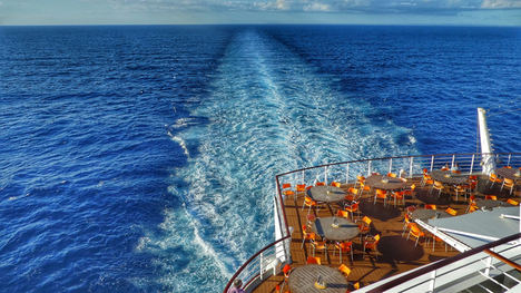 Cruceros en el Mediterráneo: emerger de la pandemia