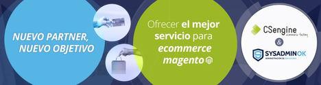 Csengine y SysAdminOK unen fuerzas para ofrecer un servicio 360 a los ecommerce