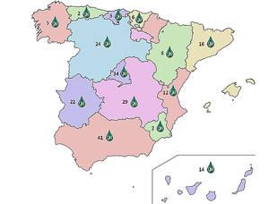 Cuadro 1. Actuaciones pendientes en depuración y saneamiento de agua en España. Fuente FIDEX.
