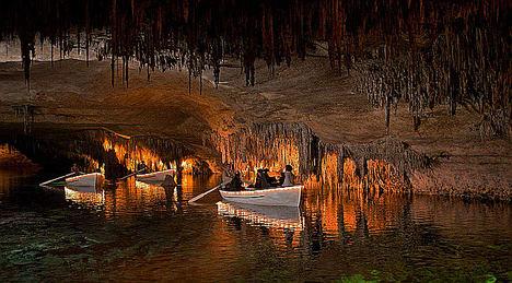 Cuatro cuevas españolas elegidas entre las mejores del mundo, según Jetcost