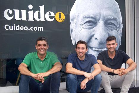 Cuideo se lanza al mercado internacional y desembarca en Francia