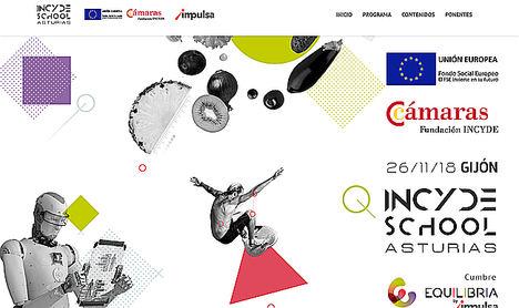 Asturias acogerá el Foro INCYDE SCHOOL GIJÓN: Cumbre Equilibria sobre retos de innovación en Turismo, Tecnología y Territorio
