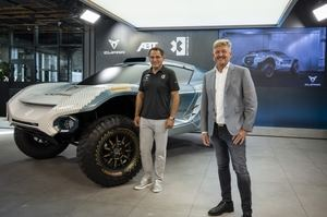 Cupra inaugura el primer Cupra Garage en Europa