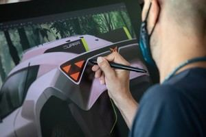 CUPRA Tavascan Extreme E Concept: la última tecnología nace…a lápiz