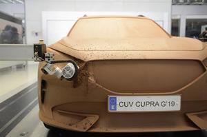 El diseño del primer Cupra en tres pasos
