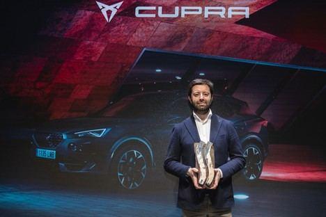 El CUPRA Formentor recibe los galardones 'Mejor Coche del Año' y 'Mejor SUV Compacto'