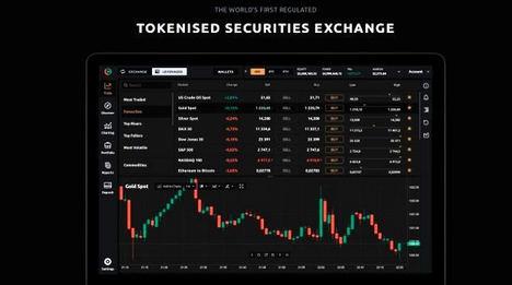 Currency.com lanza la primera plataforma de trading de valores tokenizados del mundo