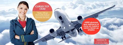 La situación de los TCP en los vuelos según CEAE