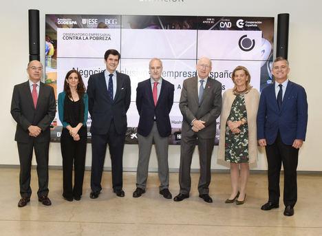 Los negocios inclusivos son una oportunidad estratégica para las empresas españolas