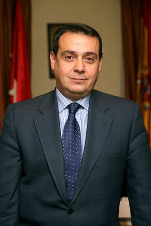 D. Jaime Cabrero García - Presidente COAPI.