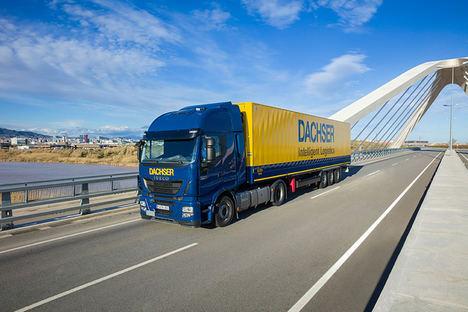 Dachser se convierte en socio estratégico de logística de Euro Craft