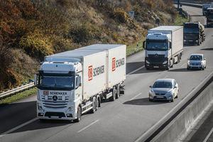 DB Schenker reanuda los envíos terrestres a Reino Unido tras una pausa provocada por el Brexit