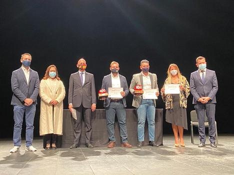 DB Sound y Gañafote, empresas galardonadas con los Premios AJE 2020