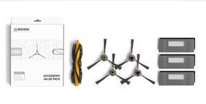 Ecovacs Robotics presenta su nuevo conjunto de accesorios para los robots de limpieza DEEBOT