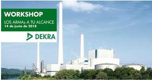 DEKRA organiza una jornada técnica sobre seguridad ambiental