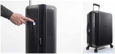 La primera maleta tecnológica Francesa