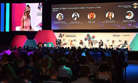 26.342 visitantes de más 50 países han acudido a DES2019 que se consolida como el punto de encuentro internacional para impulsar la transformación digital