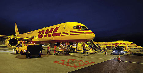 DHL invertirá 7,6 millones de euros en su nueva nave de Barcelona