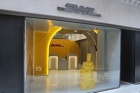 DHL Express inaugura su nuevo punto de venta en Sevilla, con una inversión de 100.000 euros