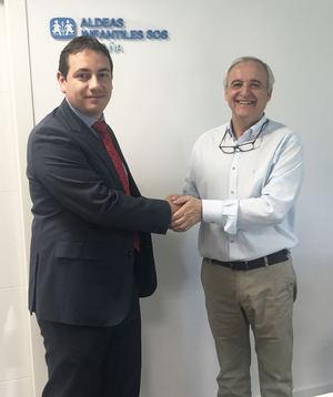 DHL Freight adquiere un compromiso de colaboración con Aldeas Infantiles como 'Constructor del Futuro'