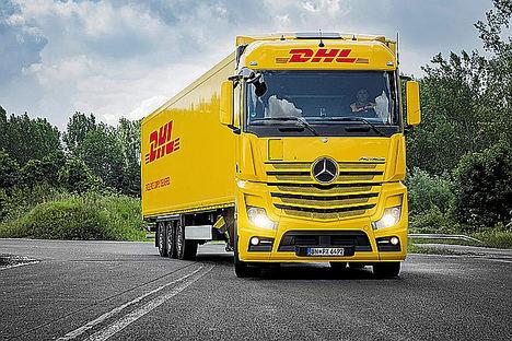 DHL Freight lanza una iniciativa de reclutamiento de conductores en toda Europa