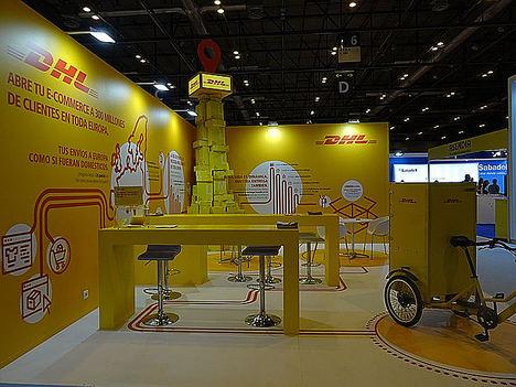 DHL Parcel Iberia presenta al mercado su proyecto de Europa doméstica en eShow Madrid 2018